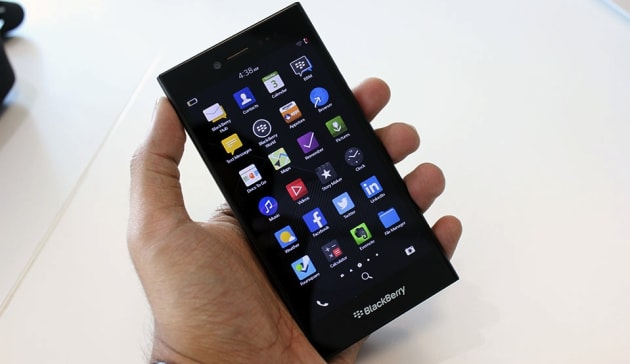BlackBerry's £199 Leap smartphone launches first in the UK