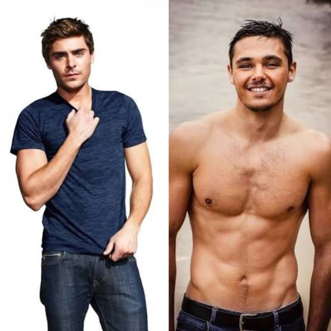 Write a letter to zac efron