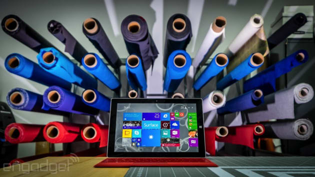 Microsoft's Surface sales are on the upswing once again