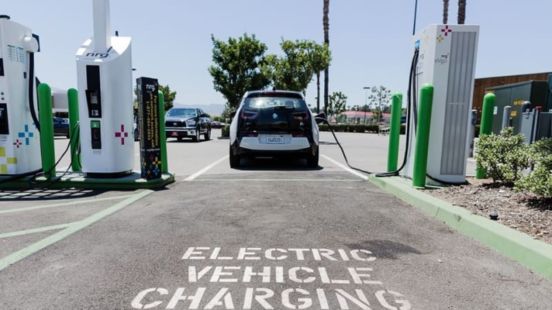 EVgo strings fast-charging stations across Colorado