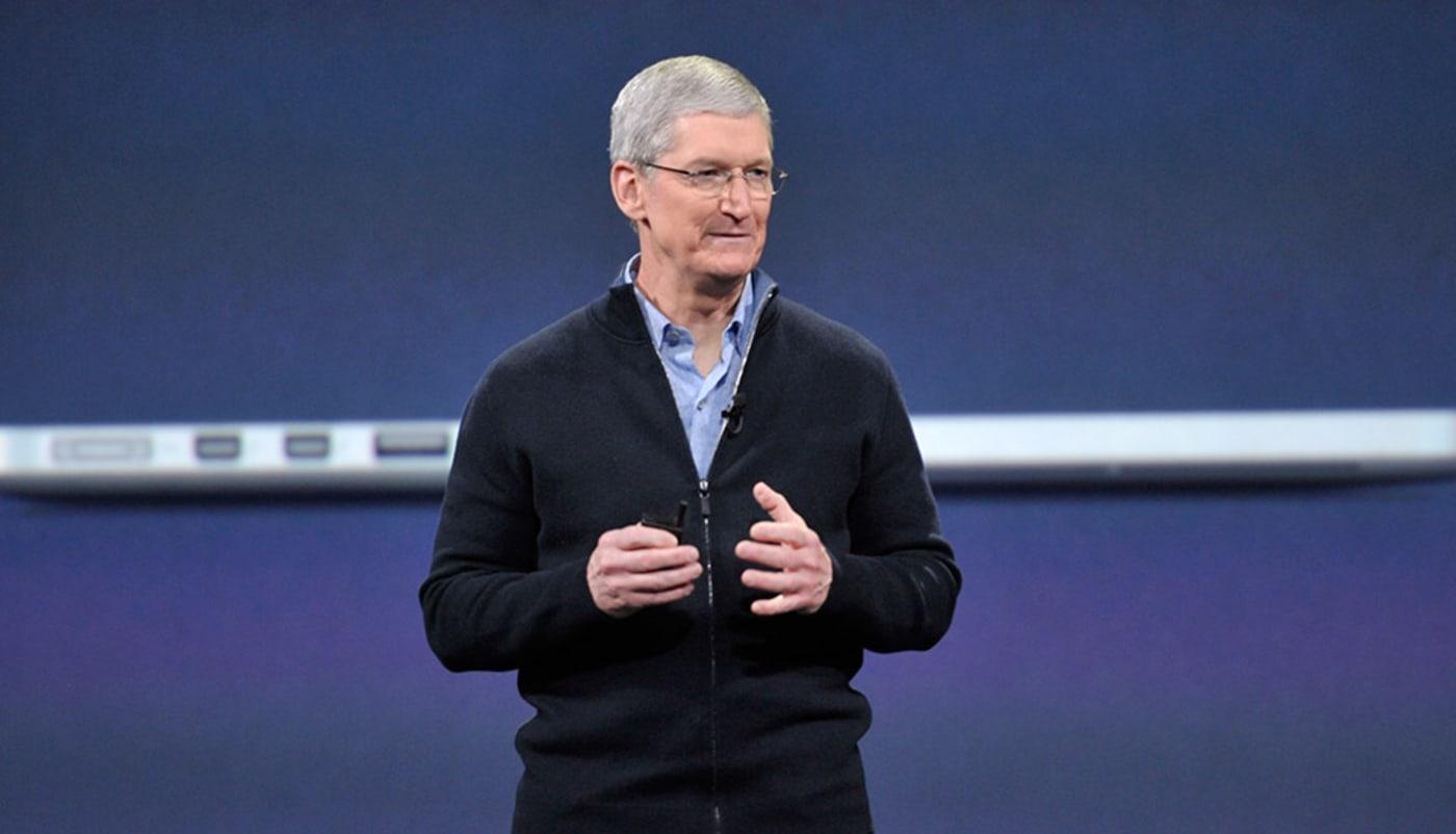 Apple tells court FBI's request is 'unconstitutional'
