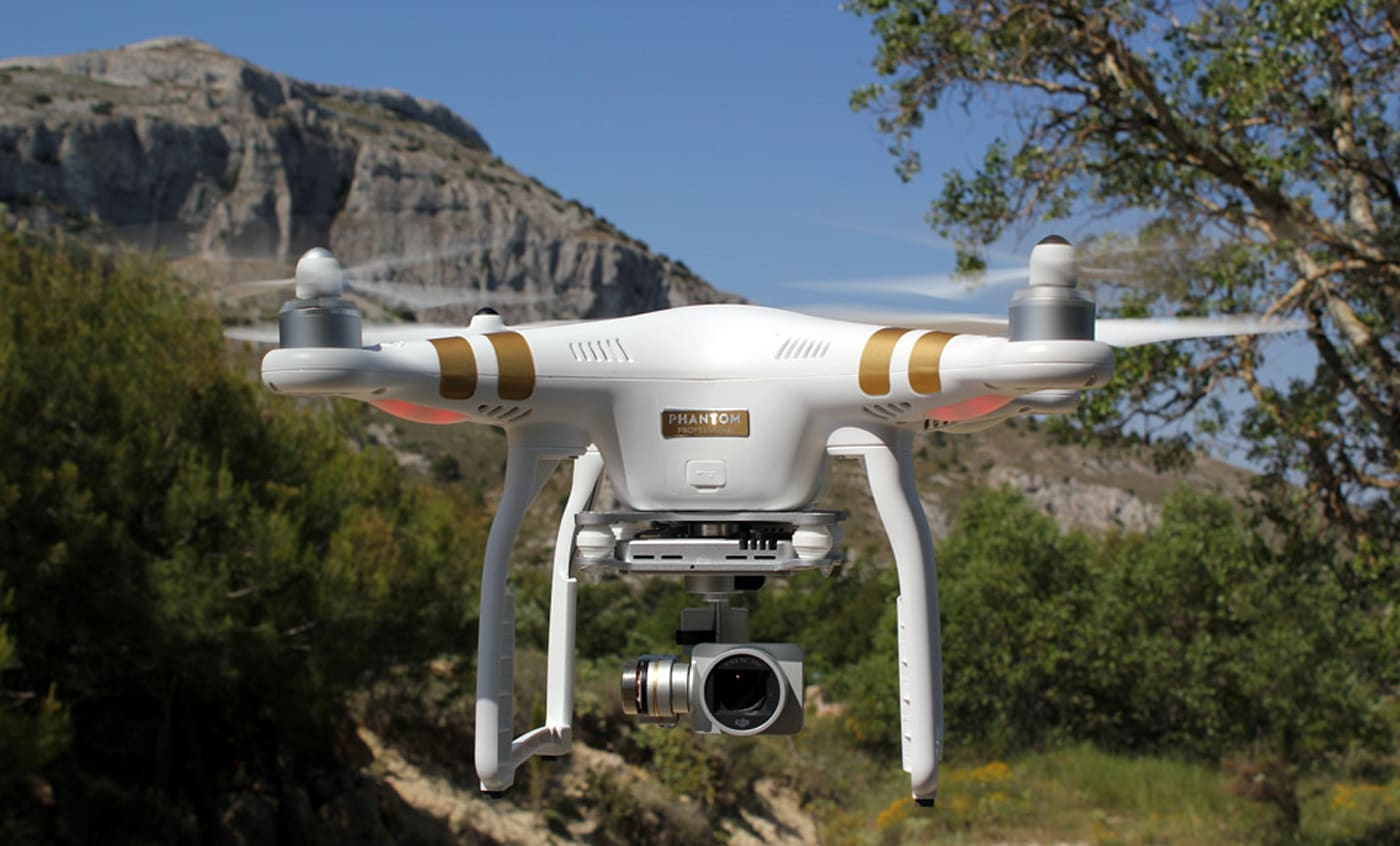 Drone-maker DJI starts testing GPS-based flight restrictions