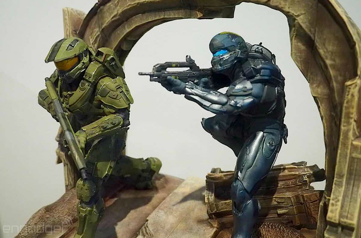 I played through 'Halo 5: Guardians' solo and hated it