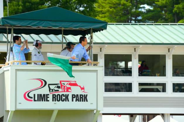 Lime Rock Park Historics
