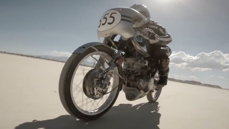 Petrolicious profiles the Triple Nickel, a 1968 Honda CB160