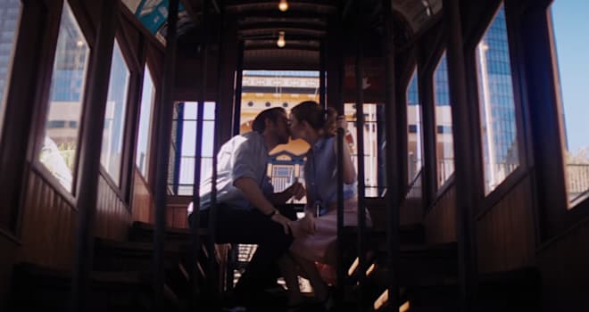Emma Stone Auditions in New Trailer for Musical 'La La Land'