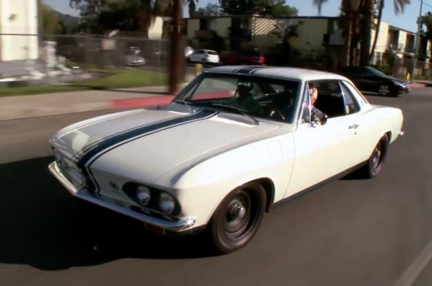 1966 Chevrolet Corvair Yenko Stinger  Jay Lenos Garage