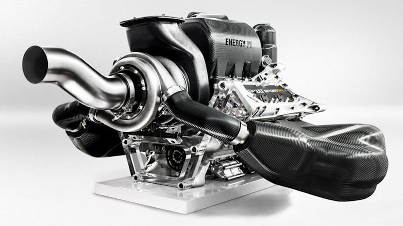 F1 uninterested in lineup of independent engine suppliers