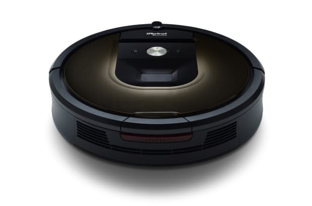 iRobot's cloud-connected Roomba 980 is smart enough to map floors