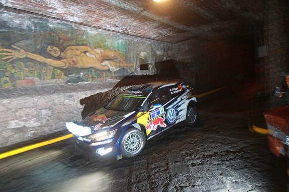 Sébastien Ogier (F), Julien Ingrassia (F)Volkswagen Polo R WRC (2015)WRC Rally Mexico 2015
