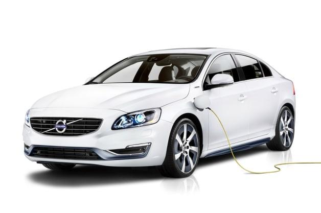 Volvo S60L Petrol Plug-in Hybrid