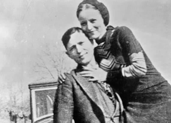 1934 letter from Bonnie and Clyde up for auction