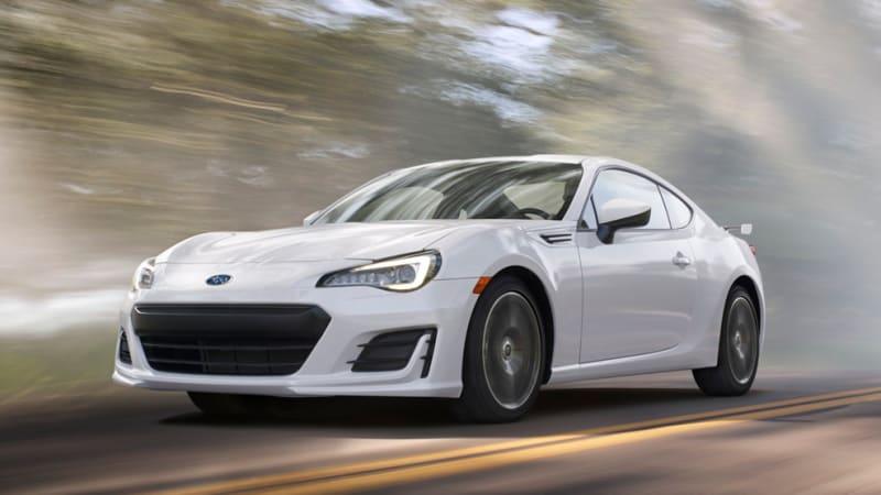2017 Subaru BRZ gets more power, optional Performance Pack
