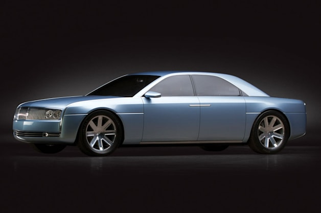 2002 Lincoln Continental Concept auction
