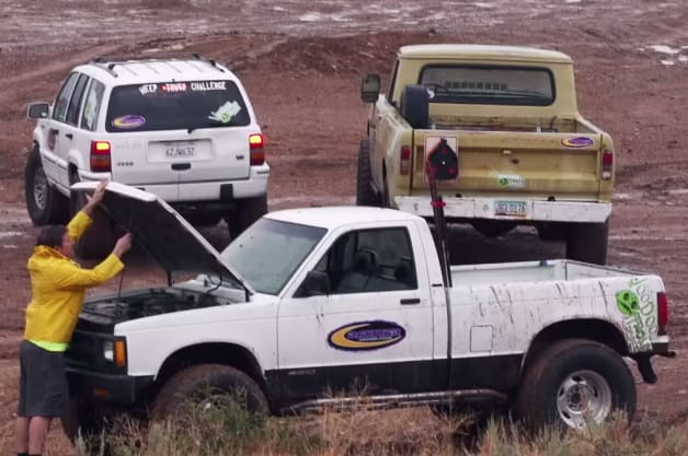 2014 Dirt Every Day Cheap Truck Challenge