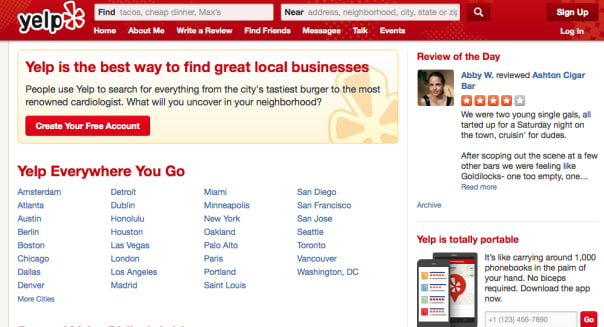 If Everybody Hates Yelp, Why Is It Still Growing?
