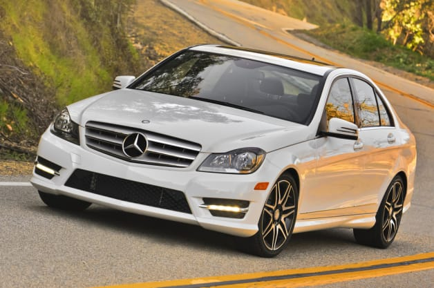 Mercedes forced to lower mpg ratings on two c300 models for Mercedes benz mpg