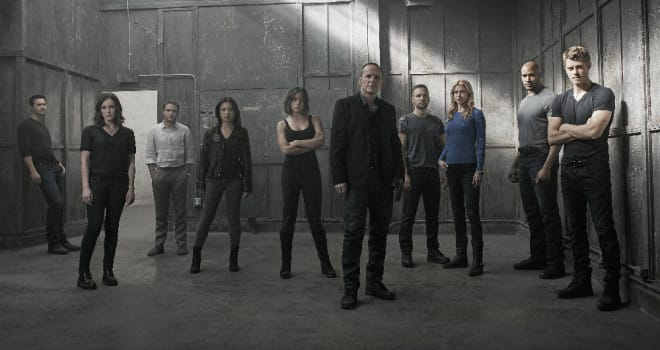'Agents of S.H.I.E.L.D.' Season 4 Revealed: Ghost Rider, LMDs, Inhumans, and More