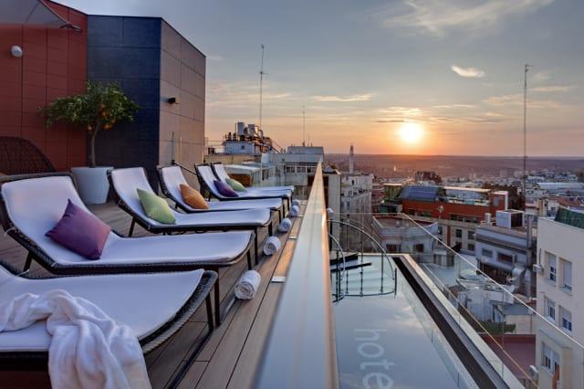 Best Hotel Rooftop Bars In Europe Aol Uk