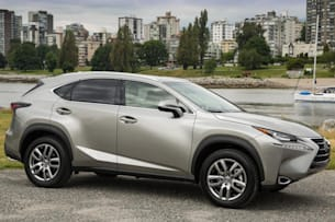 2015 Lexus NX 200t from the US