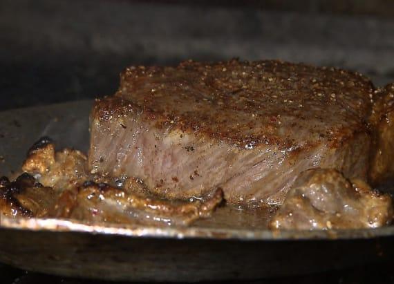 Many restaurants with 'Kobe beef' are lying