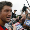 Details emerge regarding Tim Tebow's MLB workout