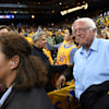Sanders supports NBA decision to move All-Star Game