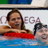 19-year-old US swimmer throws shade at Russian rival