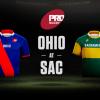Ohio, Sacramento square off in PRO Rugby showdown