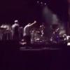 WR Edelman yells Free Brady at concert in Boston