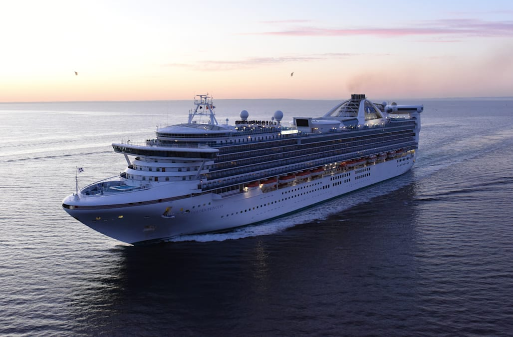 Carnival S Princess Unit To Pay Record 40 Mln For Dumping Oil Us Says Aol Finance