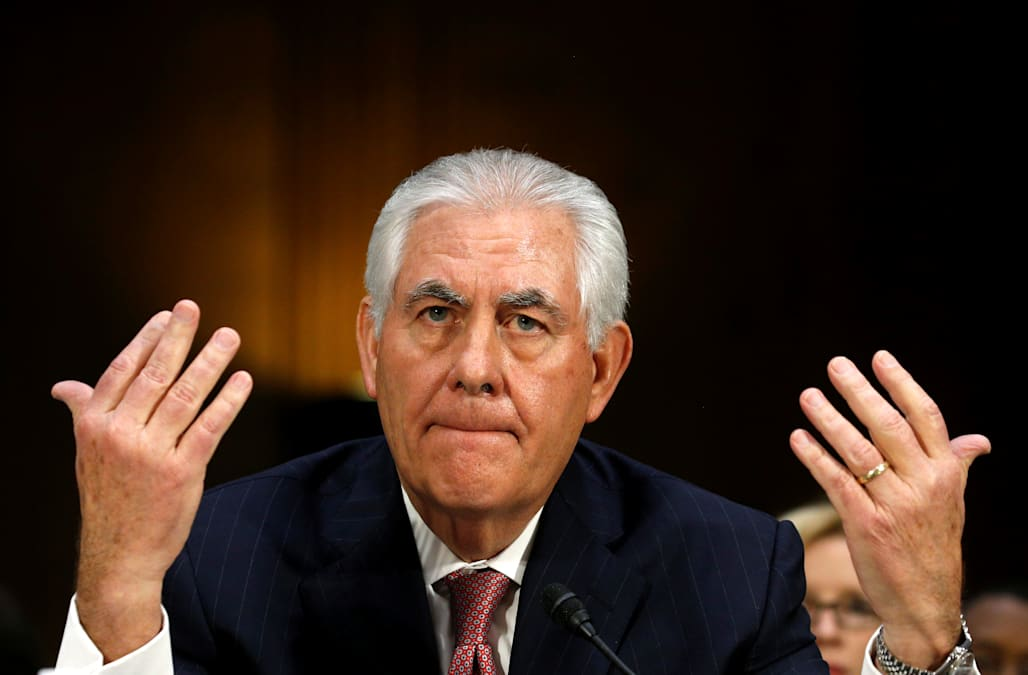 The 'Exxon Knew' controversy is plaguing Rex Tillerson — here's what it means