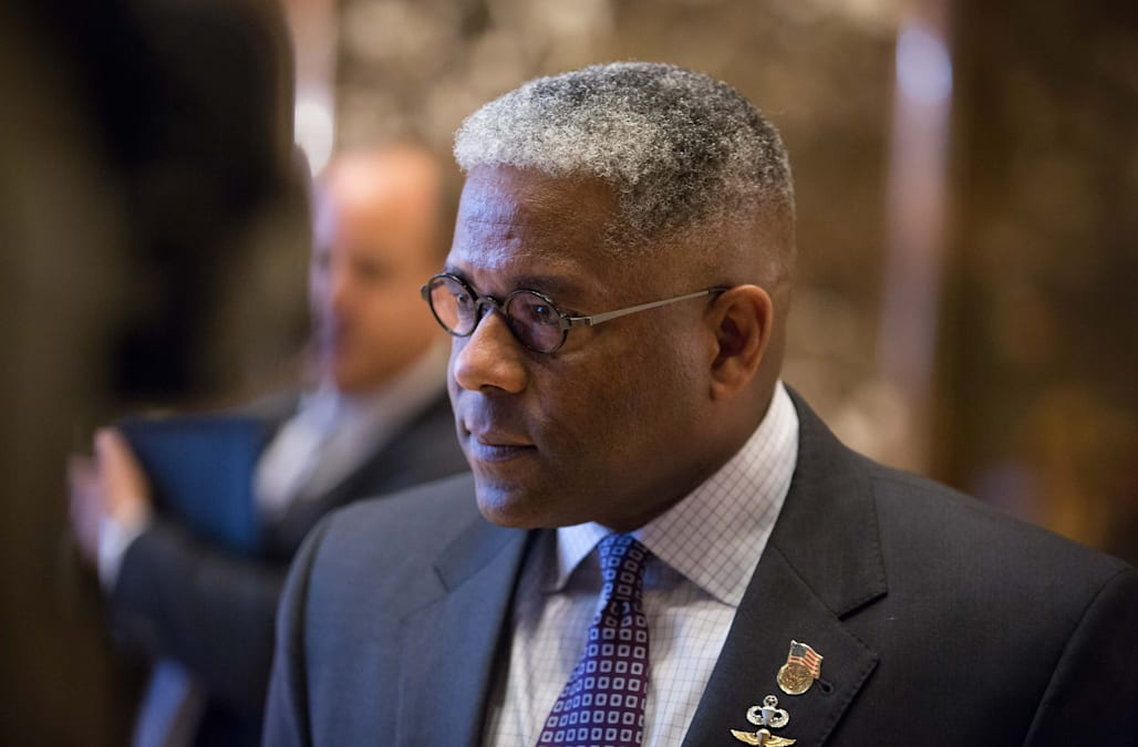 Former Rep. Allen West insinuates Trump picked Gen. Mattis to 'exterminate' Muslims