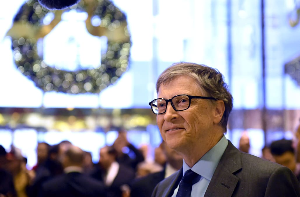 Bill Gates warns world 'vulnerable' to deadly epidemic in next decade