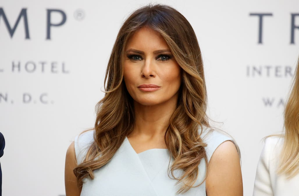 0a85a2e8a43c9 Melania Trump worked in the United States 10 months prior to getting a work  visa, Associated Press reports. Documents obtained by the AP show she was  paid ...