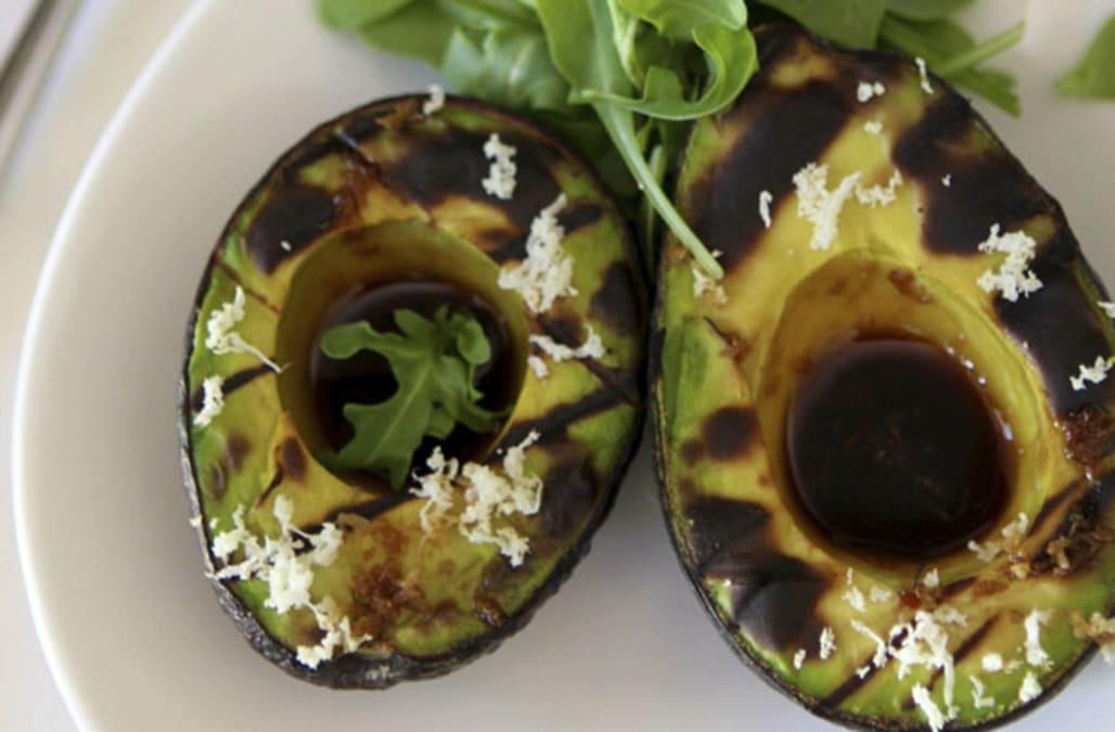 Grilled Avocado - AOL.com