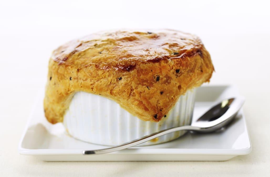 """Truffled """"Chicken Pot Pie"""" - AOL.com"""