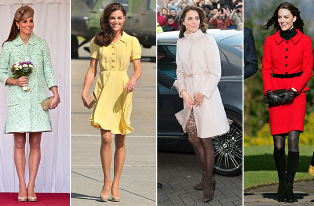 Kate Middleton 39 S Style Transformation All Of Her Best Royal Looks Aol Lifestyle