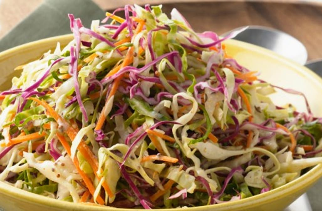 How to Make an Easy Coleslaw Recipe - AOL Food