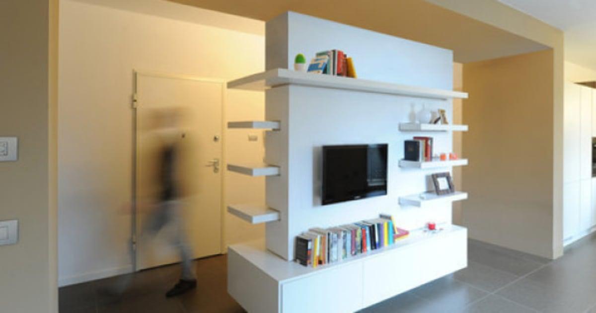 Separation vitree entre cuisine et salon cuisine avec - Separation cuisine salon vitree ...
