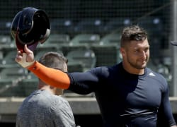 Tim Tebow has an inspiring message for his haters