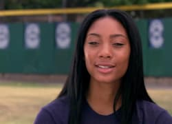 LLWS legend Mo'ne Davis is focused on basketball now