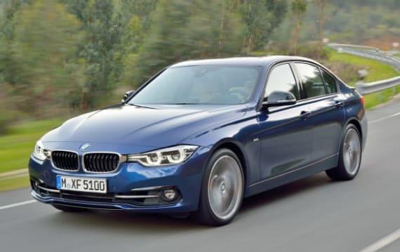 BMW 3 シリーズのエントリー・モデル、「BMW 318i セダン/ツーリング」を10月1日より販売開始