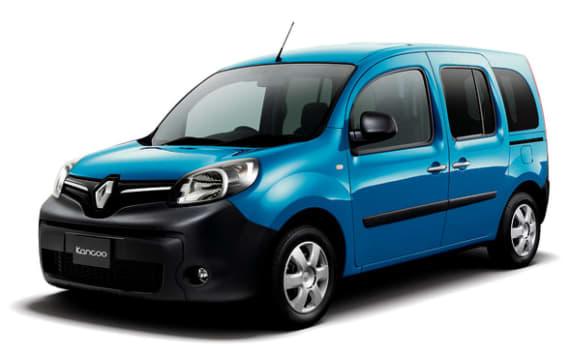 ルノー、青い海をイメージした日本限定車「ルノー カングー クルール」を3月2日発売