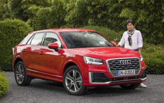 【海外試乗記】Audi Q2、お薦めはベーシックグレード、ライバルはズバリMINI:山田弘樹