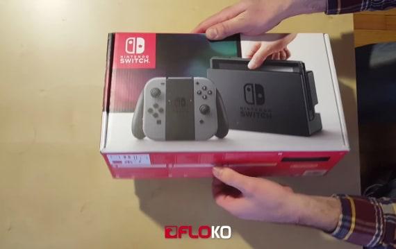 フライング入手の任天堂スイッチは盗品と判明。DL購入のアカウントひも付けなどリークを証明する結果に