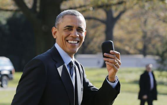 トランプ次期大統領、『トランプ砲』こと自身のAndroid端末を「安全な端末」に交換へ。一方オバマ氏は?