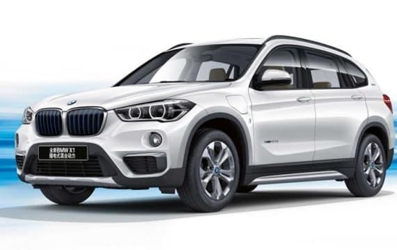 BMW、プラグイン・ハイブリッドの「X1 xDrive25Le iPerformance」を中国で発表