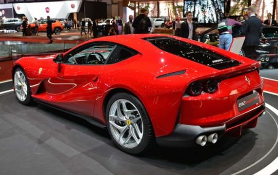 ジュネーブ・モーターショーでデビューした魅力的なイタリアのスーパーカーを一挙ご紹介!