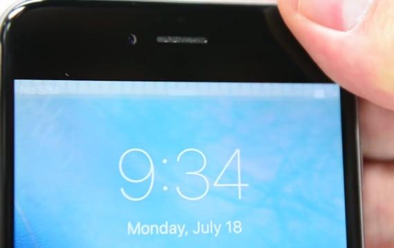 iPhone 6 /6 Plusのタッチ画面が使えなくなる「タッチ病」急増中。アップルは問題を認識せず